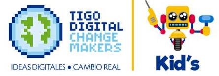 TigoDigitalChangeMakersKidLogo