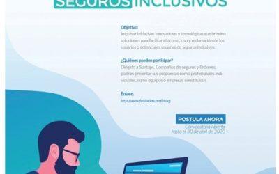Concurso InnovaTech Seguros Inclusivos